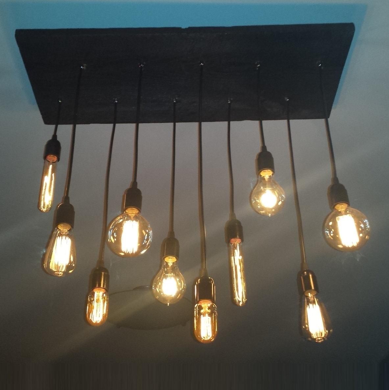 Excepcional Luminária Rústica: 72 Modelos e Como Fazer Passo a Passo RK44