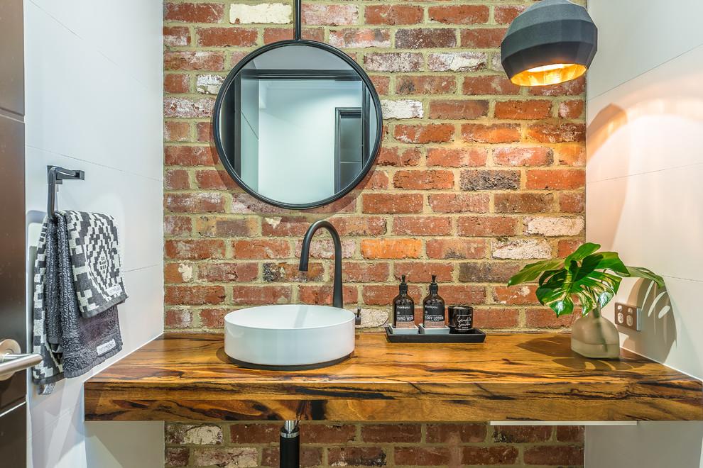 Banheiro R 250 Stico 55 Ideias Com Fotos E Projetos