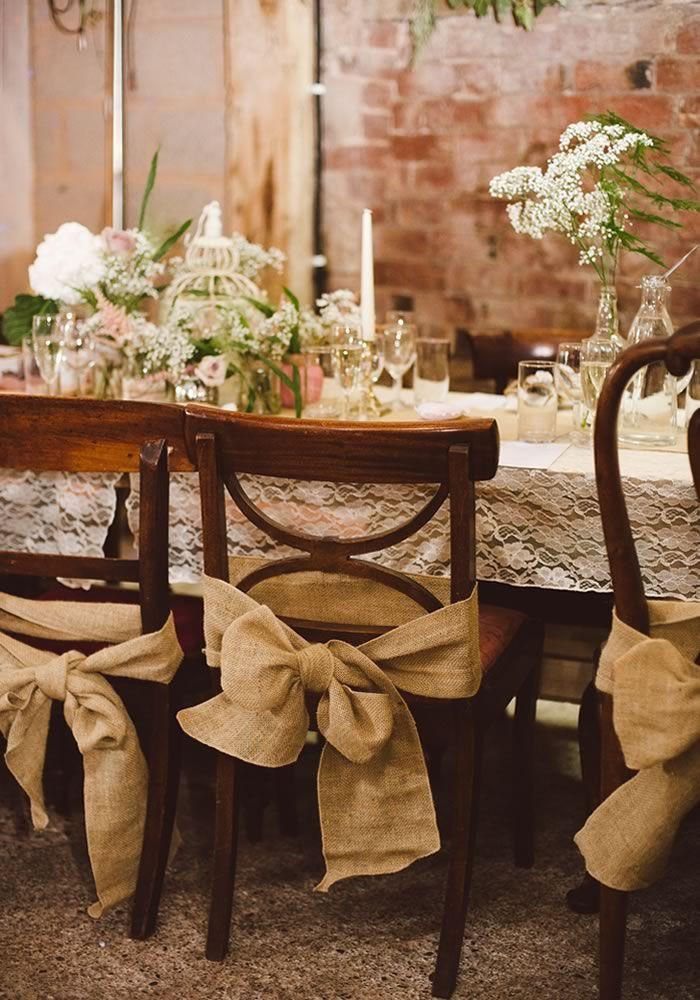Casamento r stico 80 ideias de decora o fotos e diy - Centro de mesa rustico ...