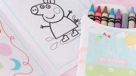 Lembrancinhas Peppa Pig: 50 ideias para decoração e passo a passo