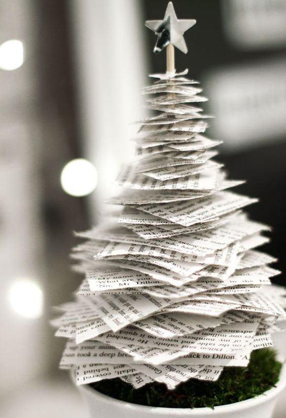 Uma árvore cheia de histórias para contar!