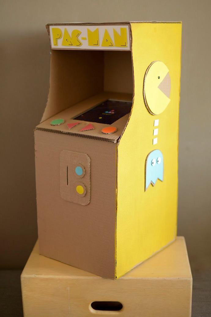 A era dos 8-bits em ação com <em>Pac-Man.