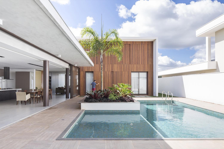 Casas Em L 63 Projetos Com Plantas E Fotos Para Se Inspirar