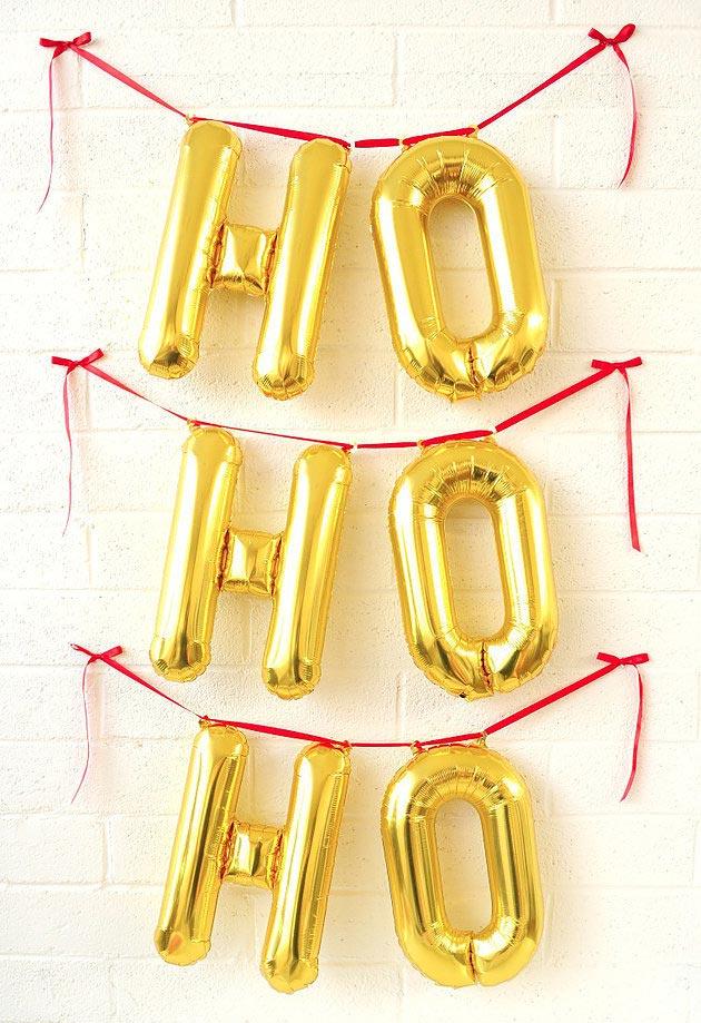 Ho, ho, ho: a época mais animada do ano está chegando!