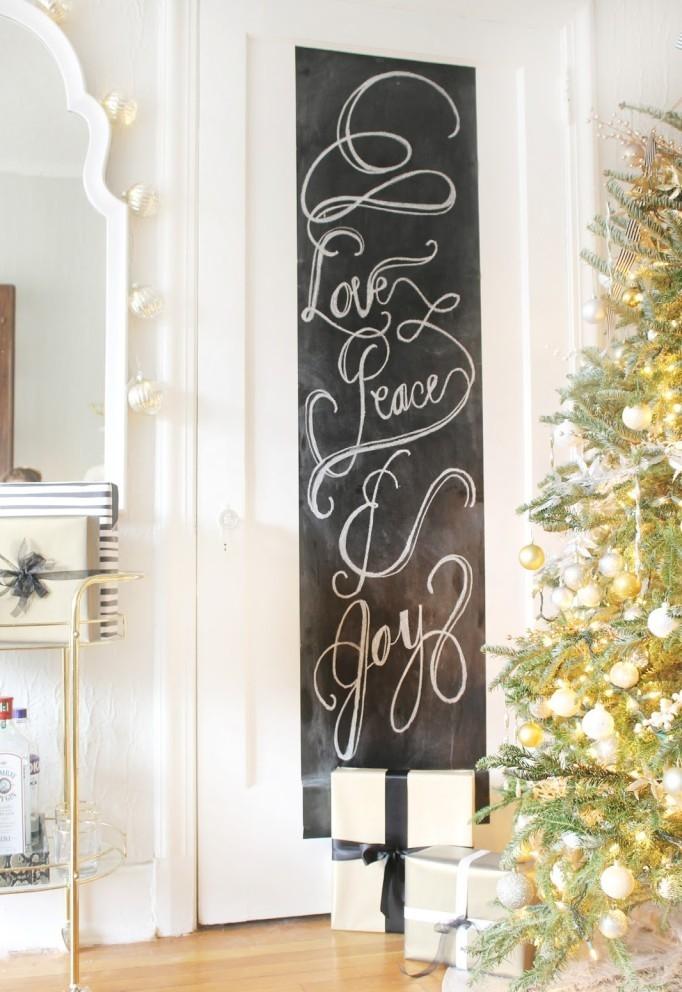 Chalkboard: uma tendência que chegou para ficar!
