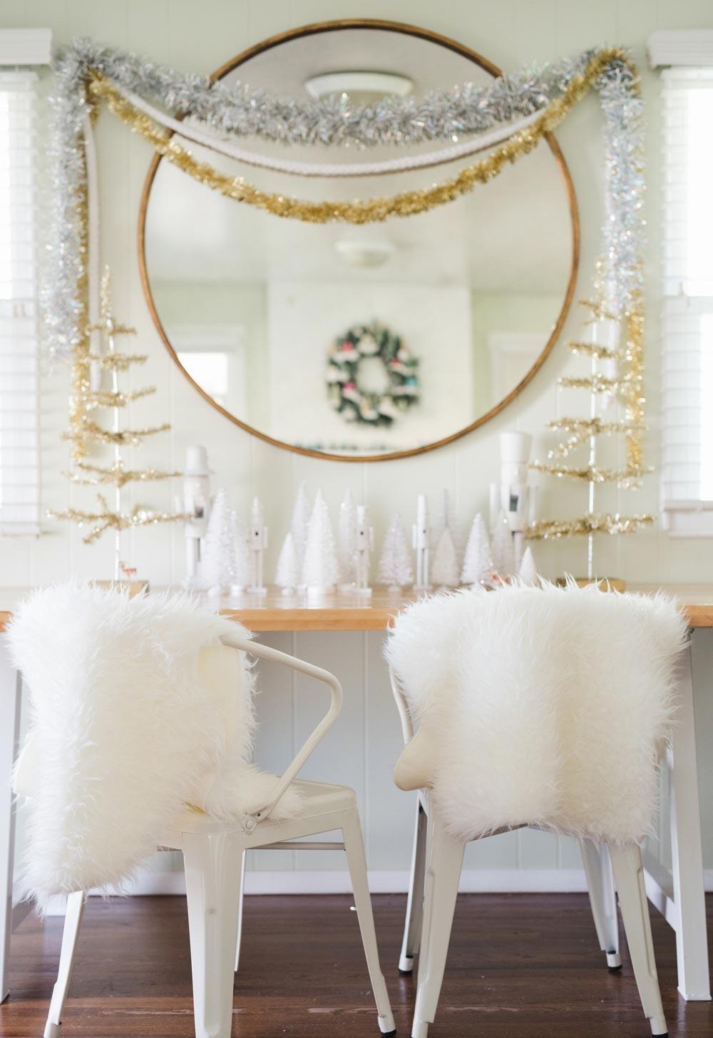Decoração natalina para casas