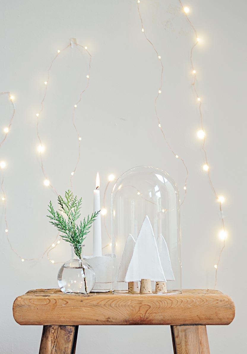 Pontos de luz destacam qualquer espaço