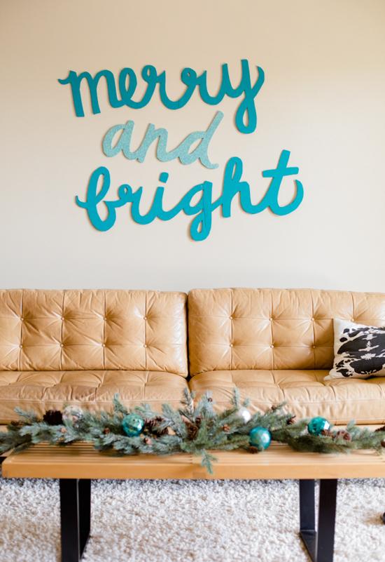 Enfeites de Natal: inspire-se!
