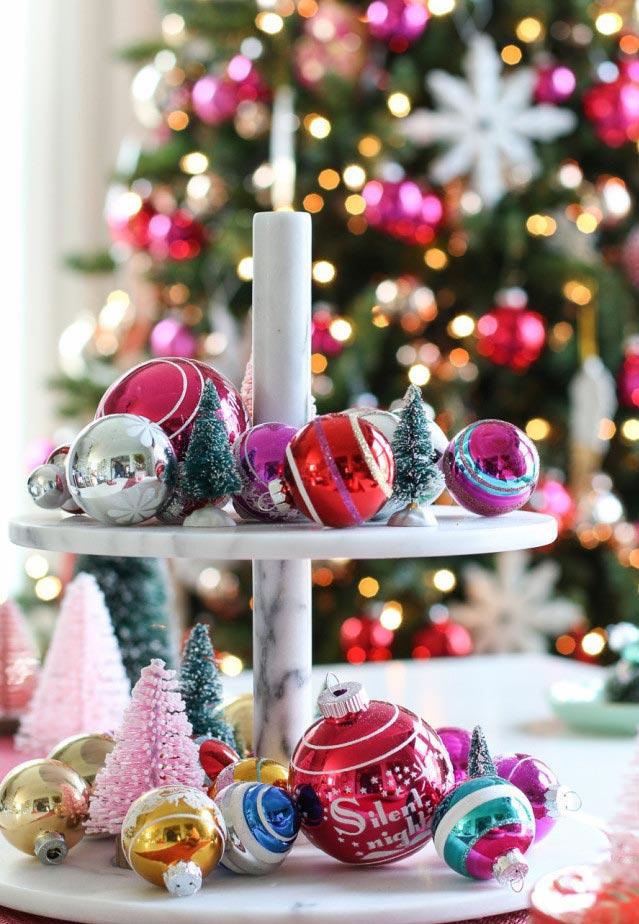 Enfeites de Natal sobrando? Nunca é demais!