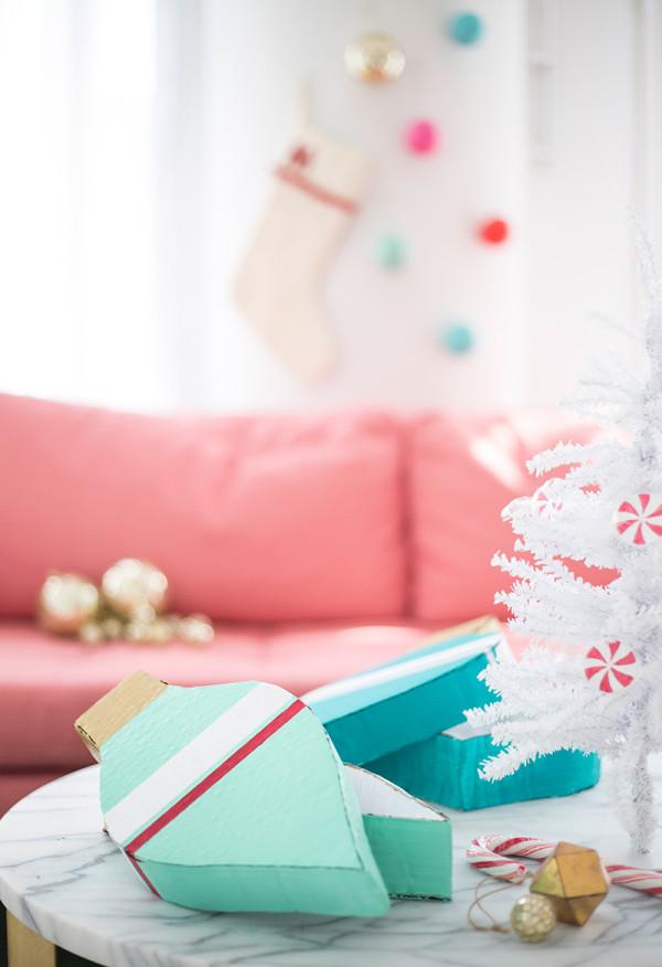 O Natal é aquele tipo de evento em que tudo é permitido, por isso, não tenha receio de ousar!