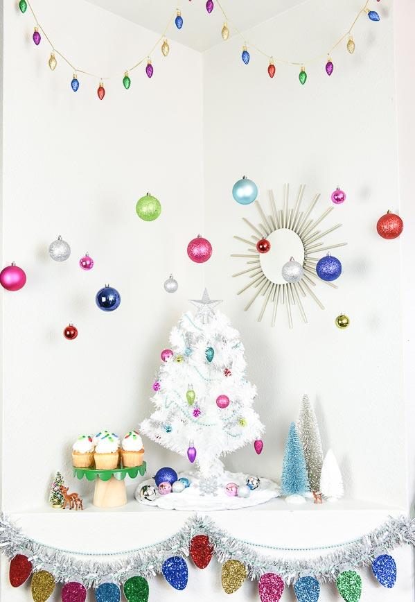 Colorido como a vida (e todo Natal) devem ser!