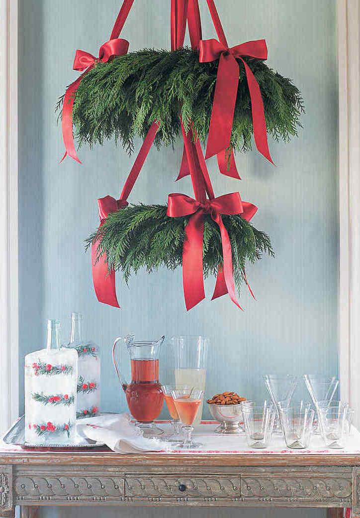 Mais ideiais de decoração de Natal!
