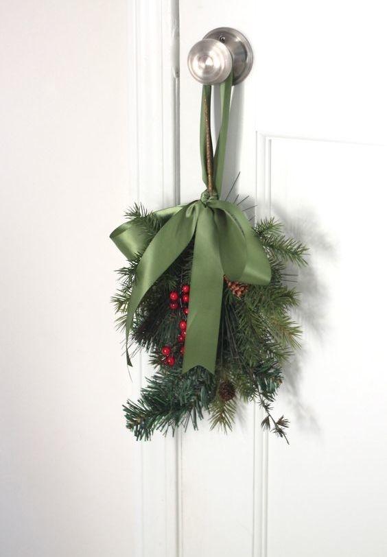 O Natal está no ar (e até nas maçanetas!)