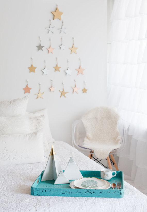 As estrelas podem ser organizadas de diversas formas e estilos!