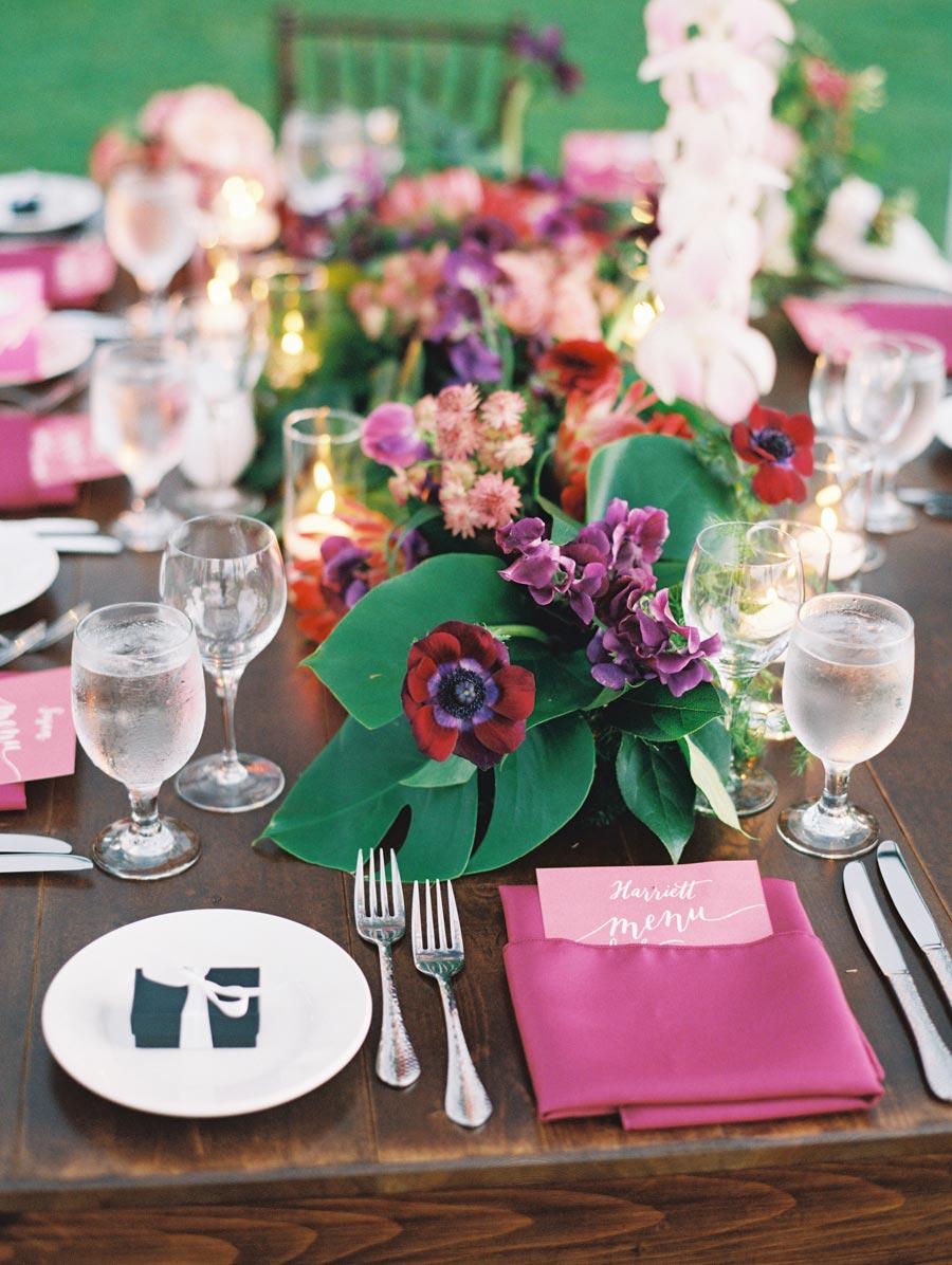 Enfeites de Mesa de Casamento 60 Ideias e Fotos de Inspiraç u00e3o -> Enfeites De Mesa Para Casamento Com Suculentas
