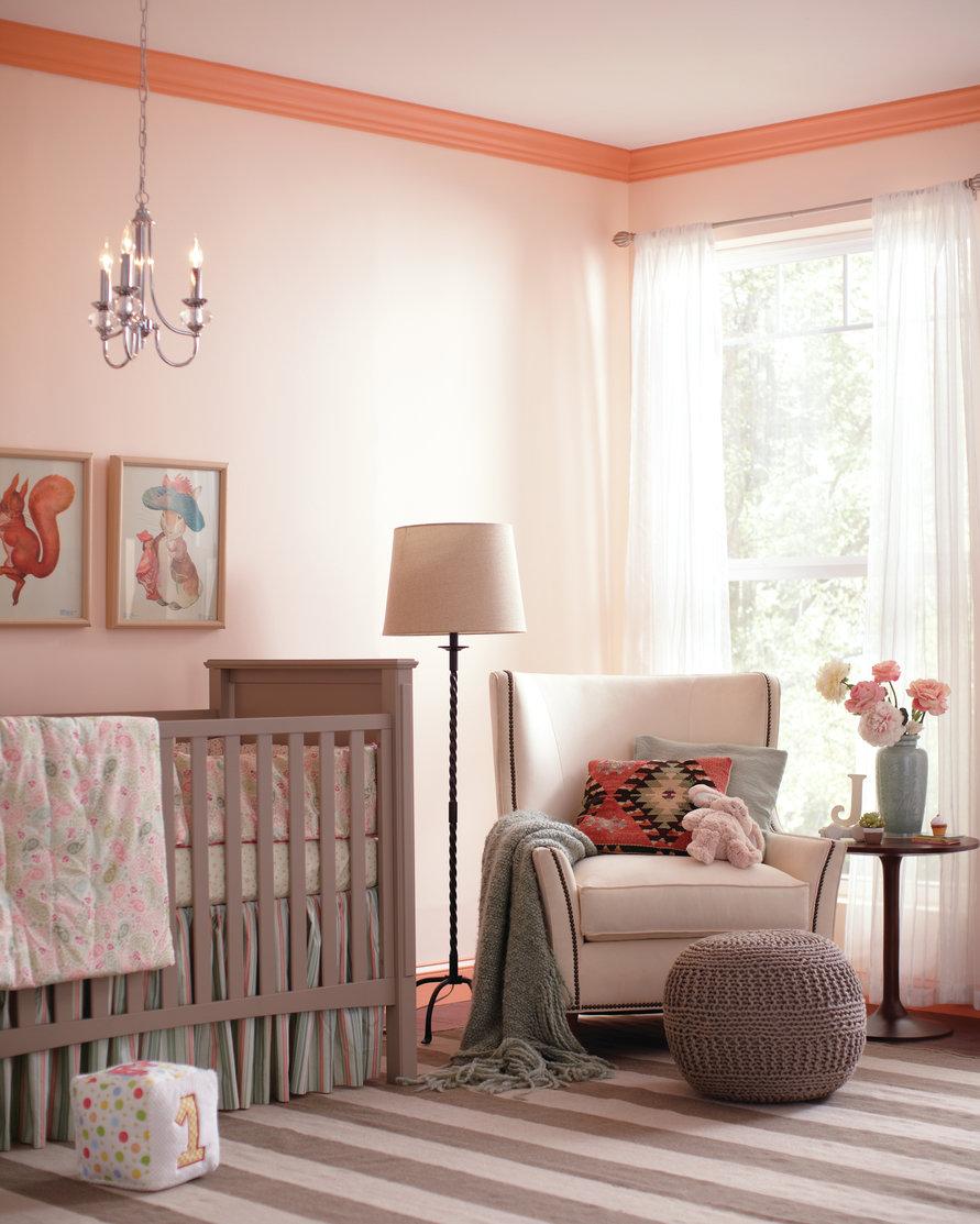Cores Para Quarto De Beb 48 Ideias Fotos E Inspira Es ~ Cor De Tinta Para Quarto Masculino