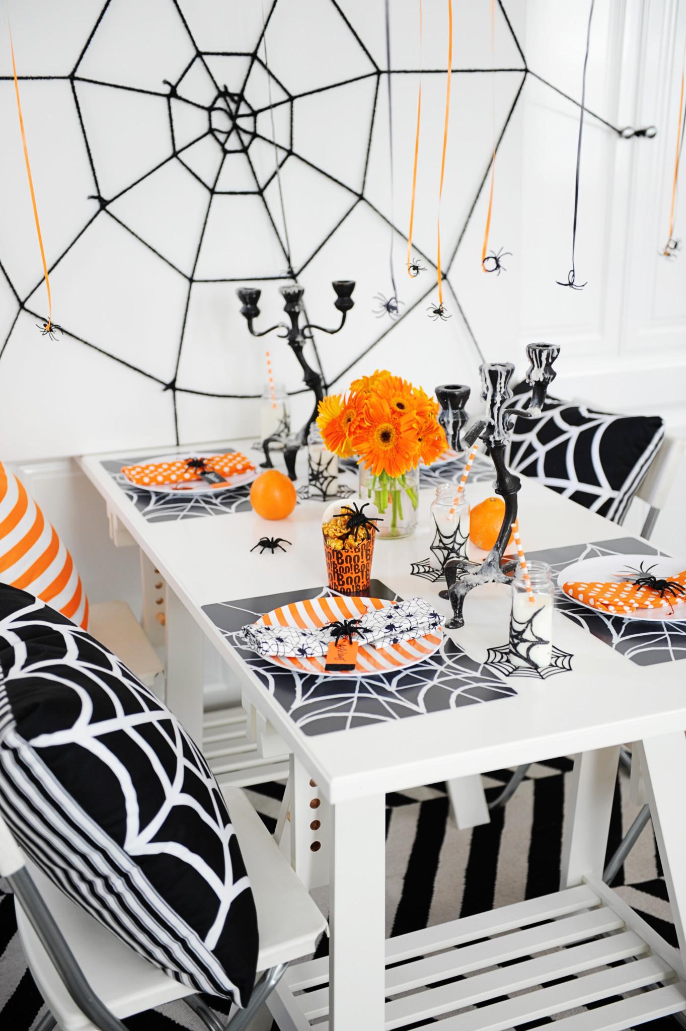Festa Halloween: 60 ideias de decoração e fotos do tema