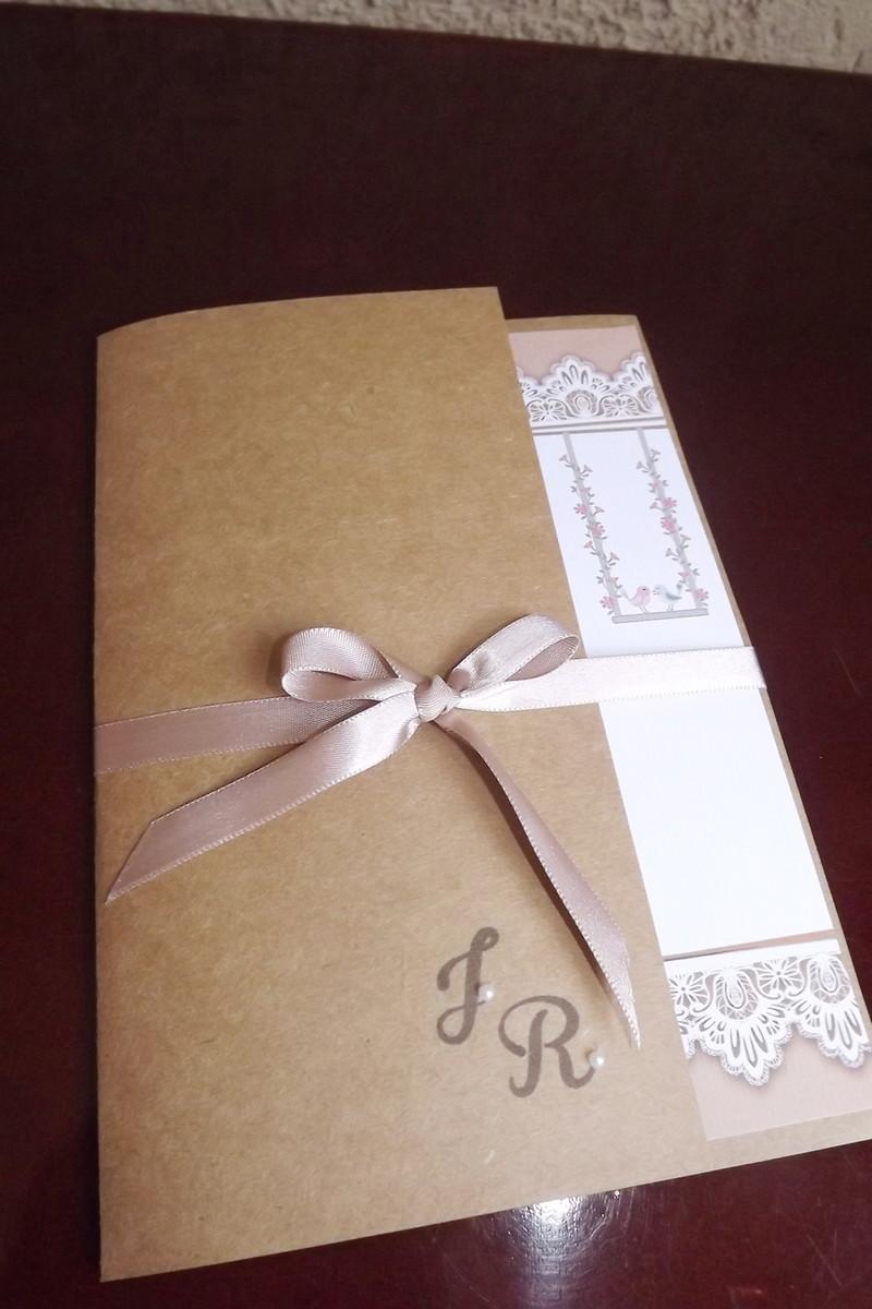 Convite De Casamento Rústico 35 Ideias E Fotos Para Se Inspirar