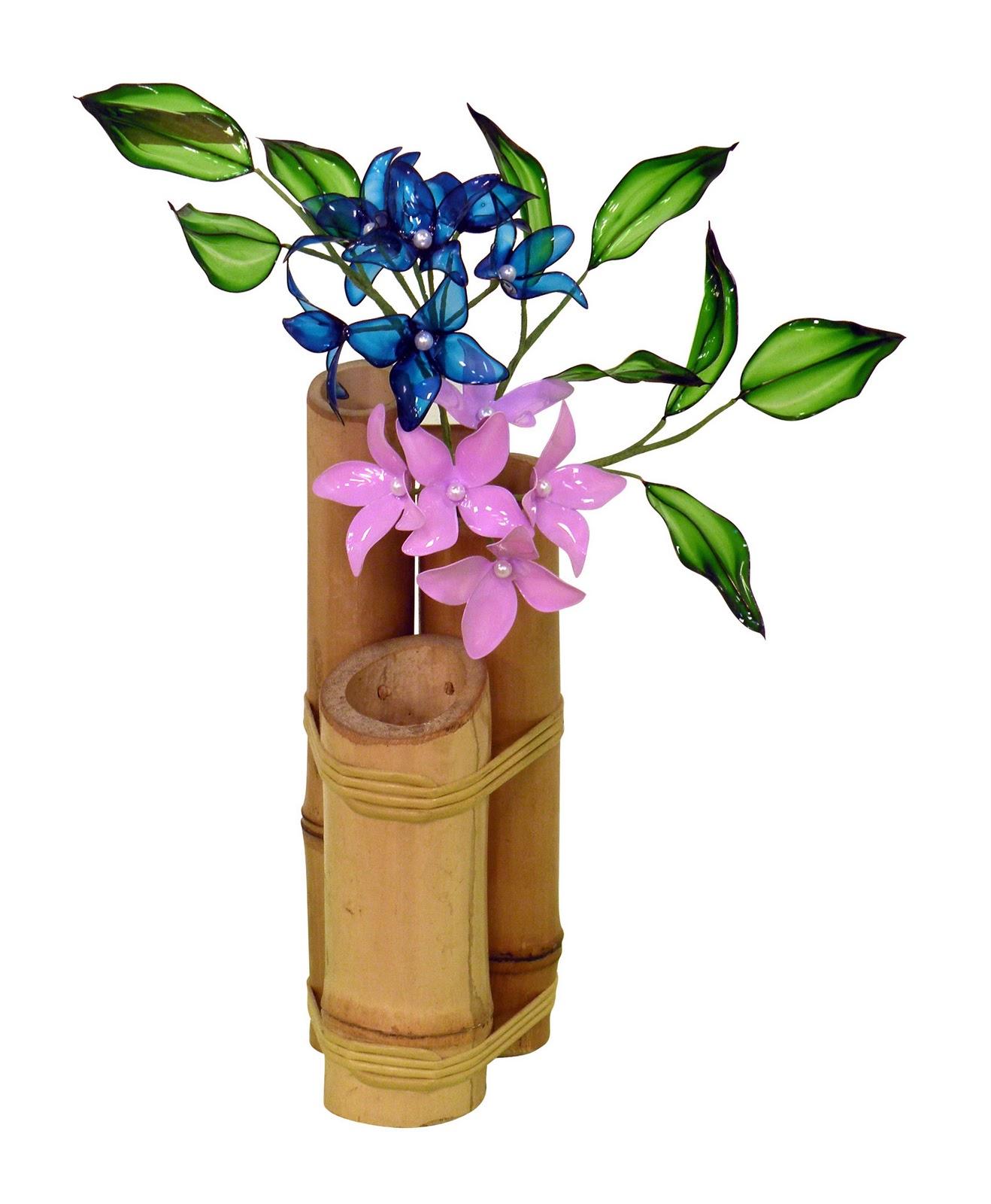 Artesanato Cobre Bolo Passo A Passo ~ Artesanato de Bambu 60 Modelos, Fotos e Passo a Passo DIY