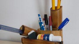 Artesanato de bambu: 60 modelos, fotos e passo a passo DIY