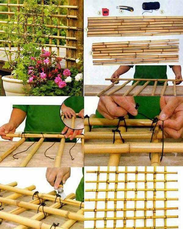 Adesivo Carenagem De Kart ~ Artesanato de Bambu 60 Modelos, Fotos e Passo a Passo DIY
