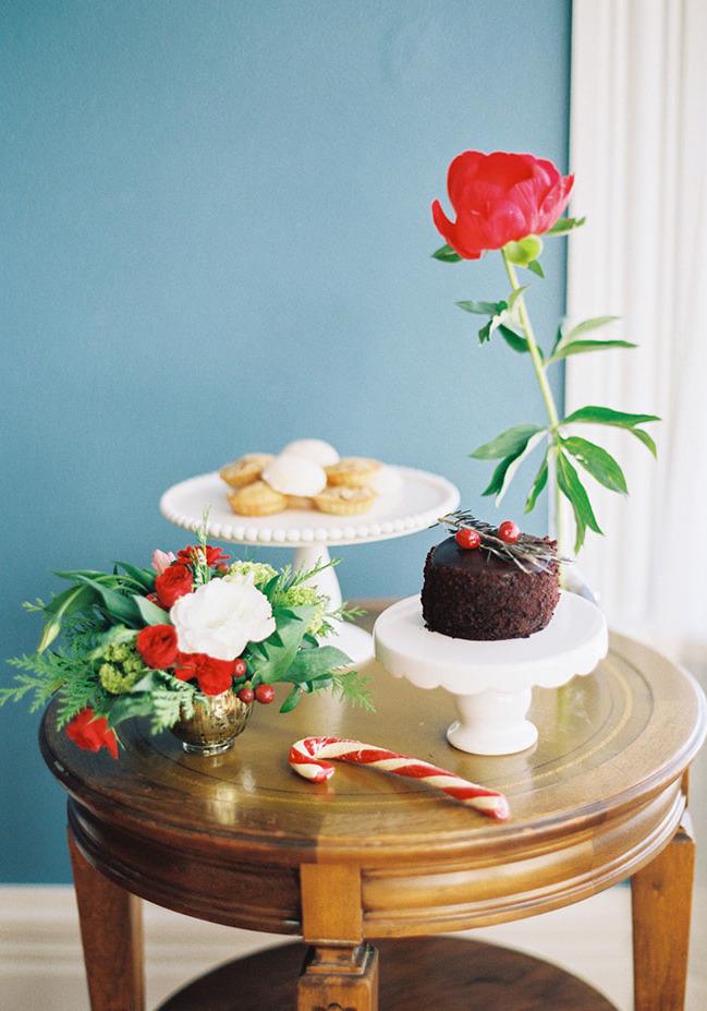 Decoraç u00e3o de Natal Simples e Barata 60 Ideias Criativas com Fotos -> Decoração Ceia De Natal Simples