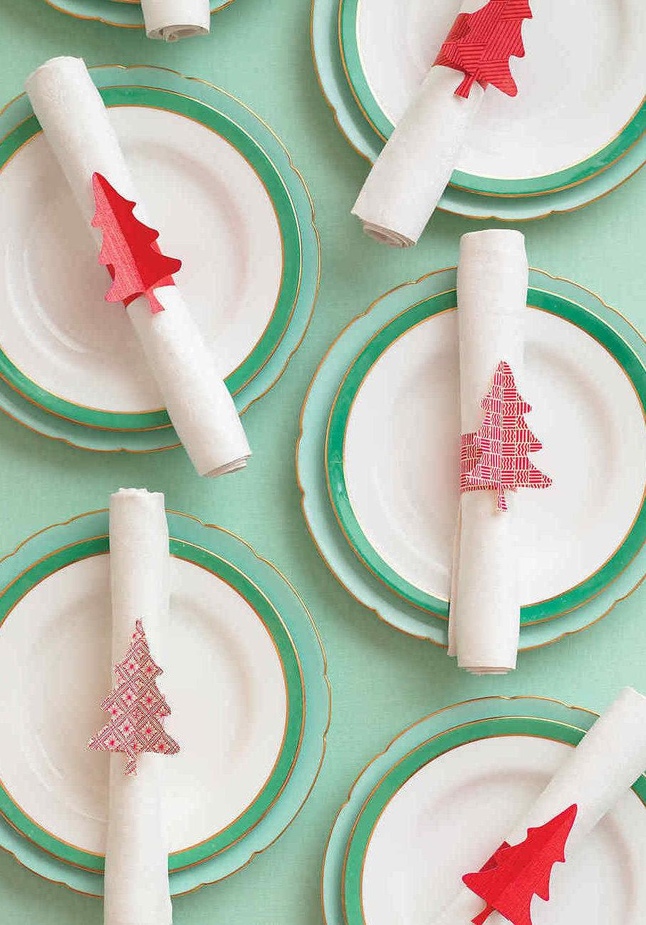 Decoraç u00e3o de Natal Simples e Barata 60 Ideias Criativas com Fotos # Decoração Ceia De Natal Simples