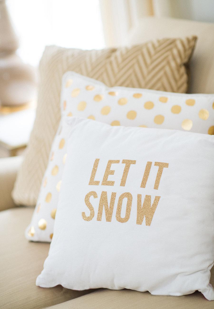 Conforto e fofura com as almofadas de Natal!