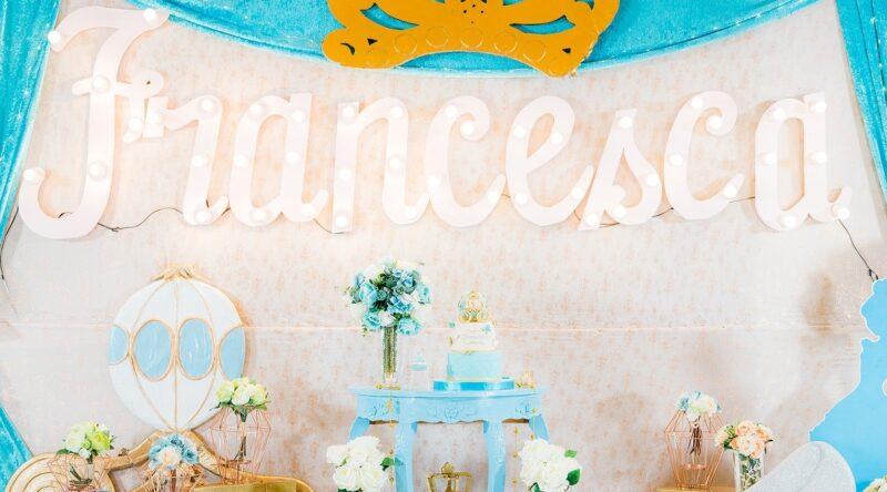 Festa Cinderela: 60 ideias de decoração e fotos do tema