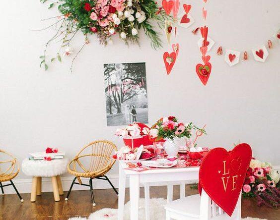 Decoração dia dos namorados: 60 ideias com fotos maravilhosas