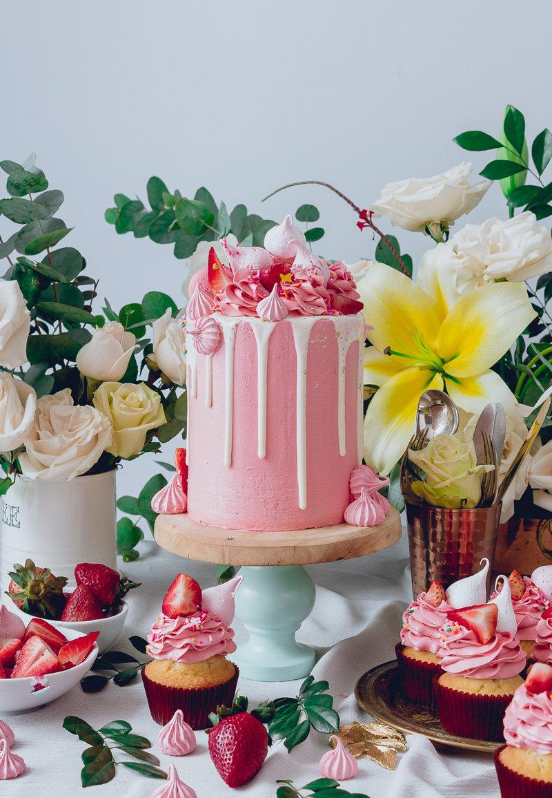 Festa Moranguinho: 60 ideias de decoração e fotos do tema