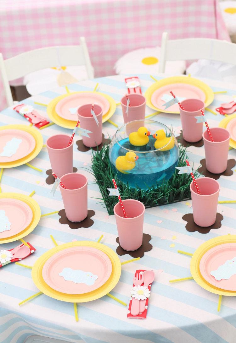festa-infantil-decorada-para-peppa-pig ...