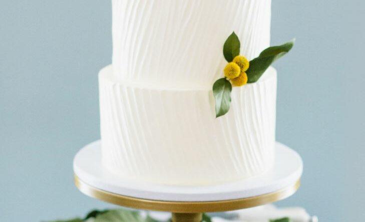 Bolo de casamento: 45 ideias maravilhosas para se inspirar