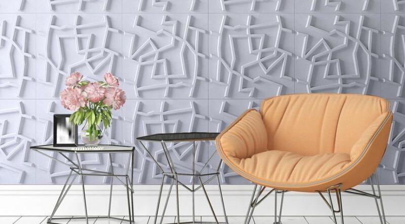Revestimento 3D: 60 ideias impressionantes na decoração