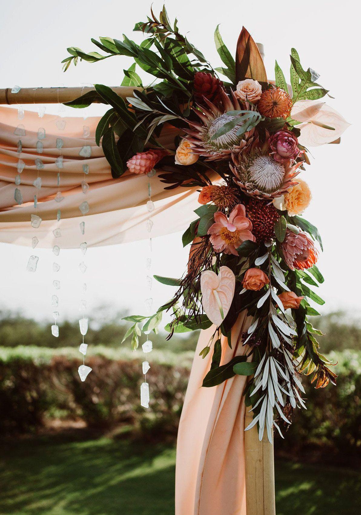 abe0f2d72 Decoração de Casamento na Praia  60 Ideias