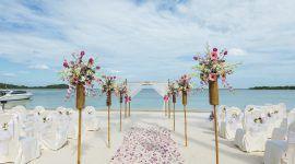 Decoração de casamento na praia: dicas inspiradoras