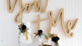 Decoração de casamento dourado: 60 ideias com fotos para se inspirar