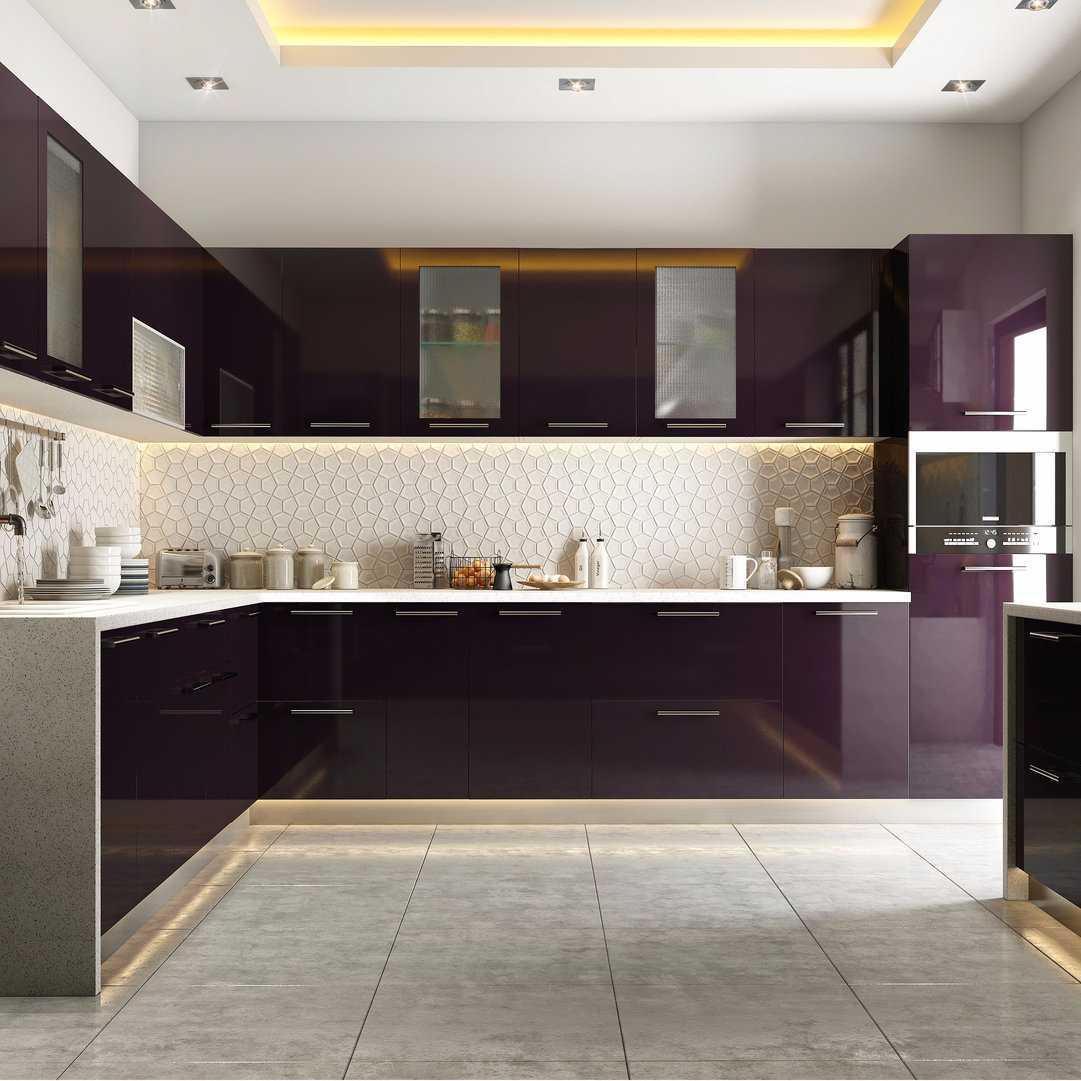 Kitchen Cabinets Design Ideas India: Decoração De Cozinha: Tendências De Cores E Ideias 2019