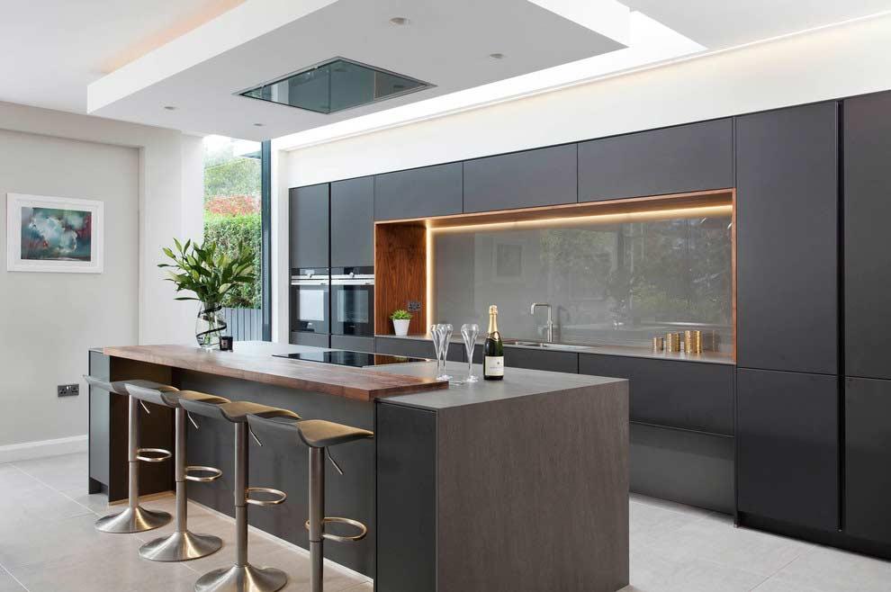 Cozinha de luxo: 65 fotos de projetos para se inspirar