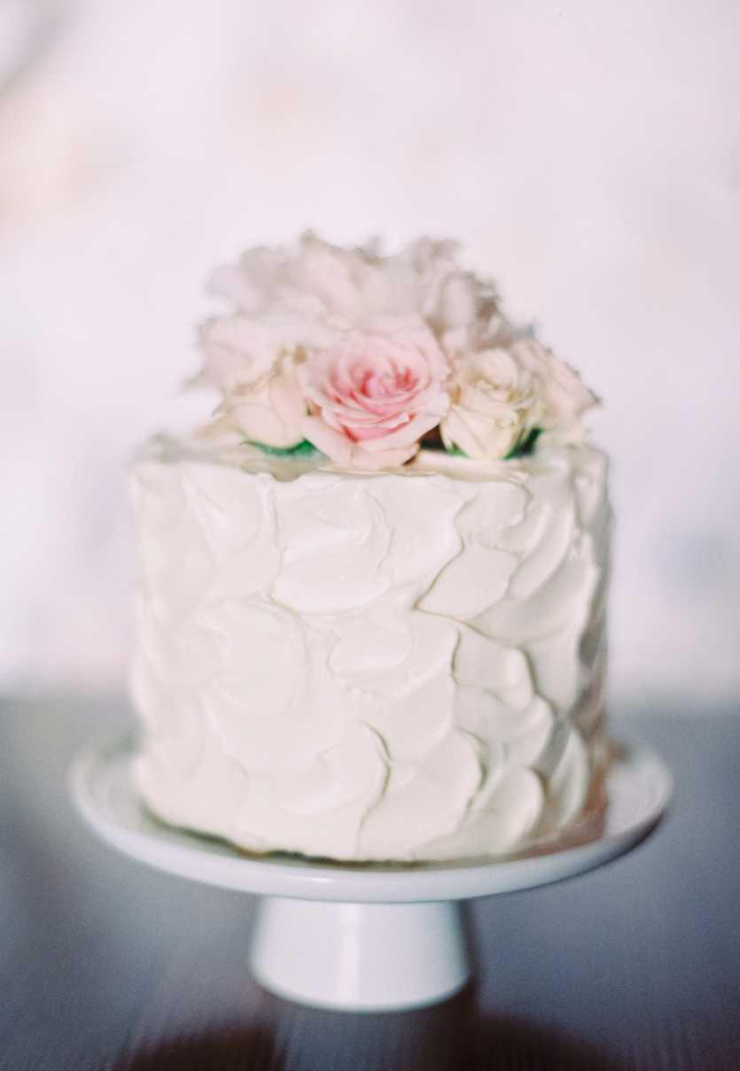 Cobertura de bolo com efeito incrível