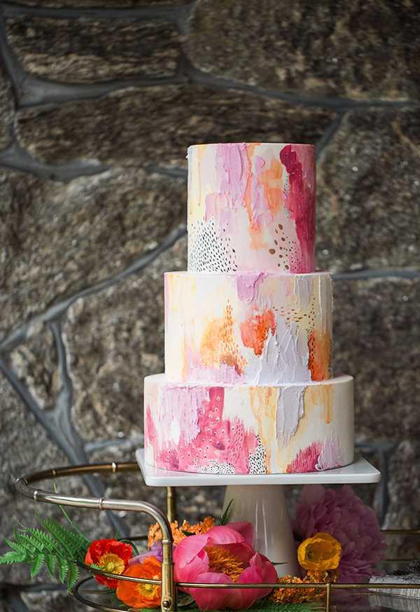 Aflore o seu lado artístico na hora de decorar o bolo