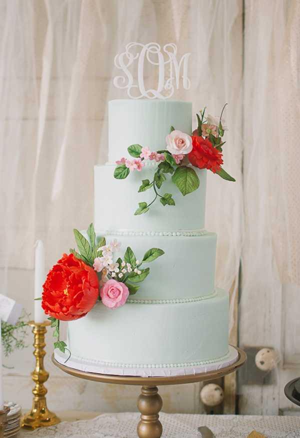 Topo de bolo para noivado
