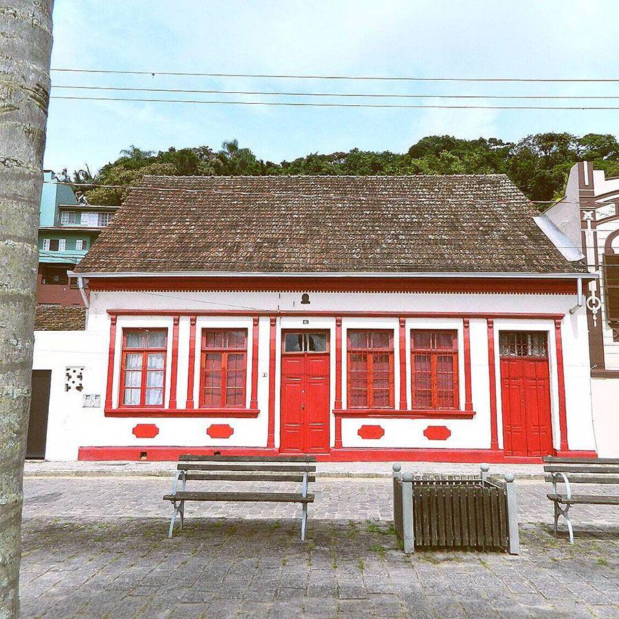 Casa colonial em centro histórico