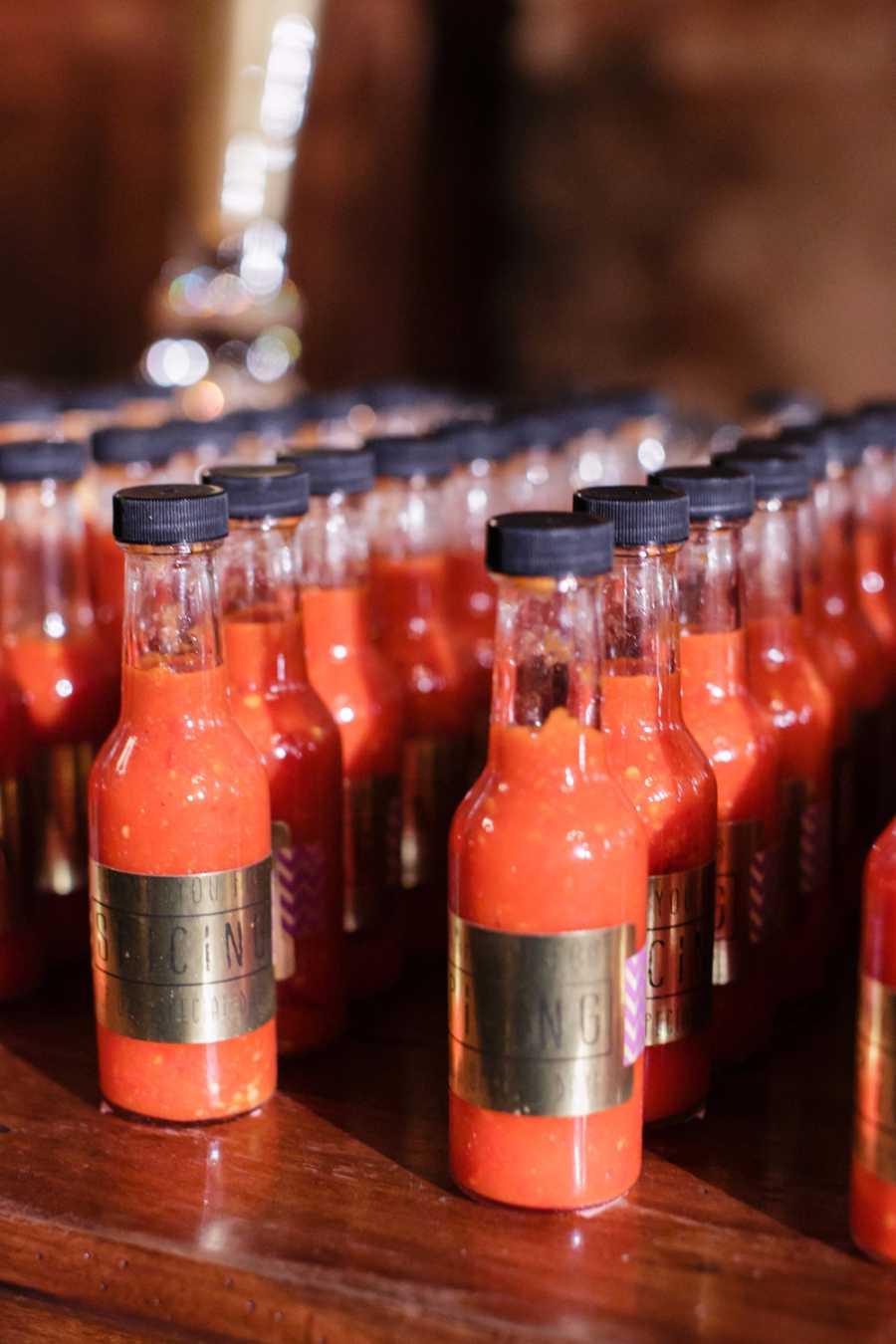 Spice up your life: pimentinhas como lembrancinha