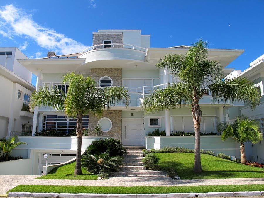 Casas grandes 54 projetos fotos e plantas para se inspirar - Casa grande de cabrales ...