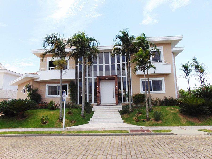 Residência brasileira imponente