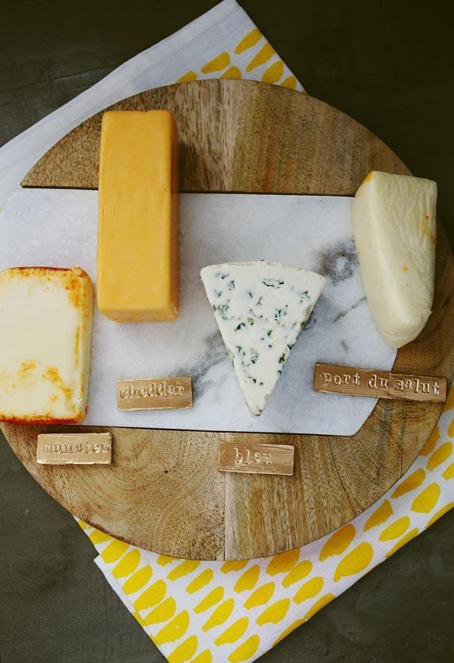 Conheça o seu queijo.