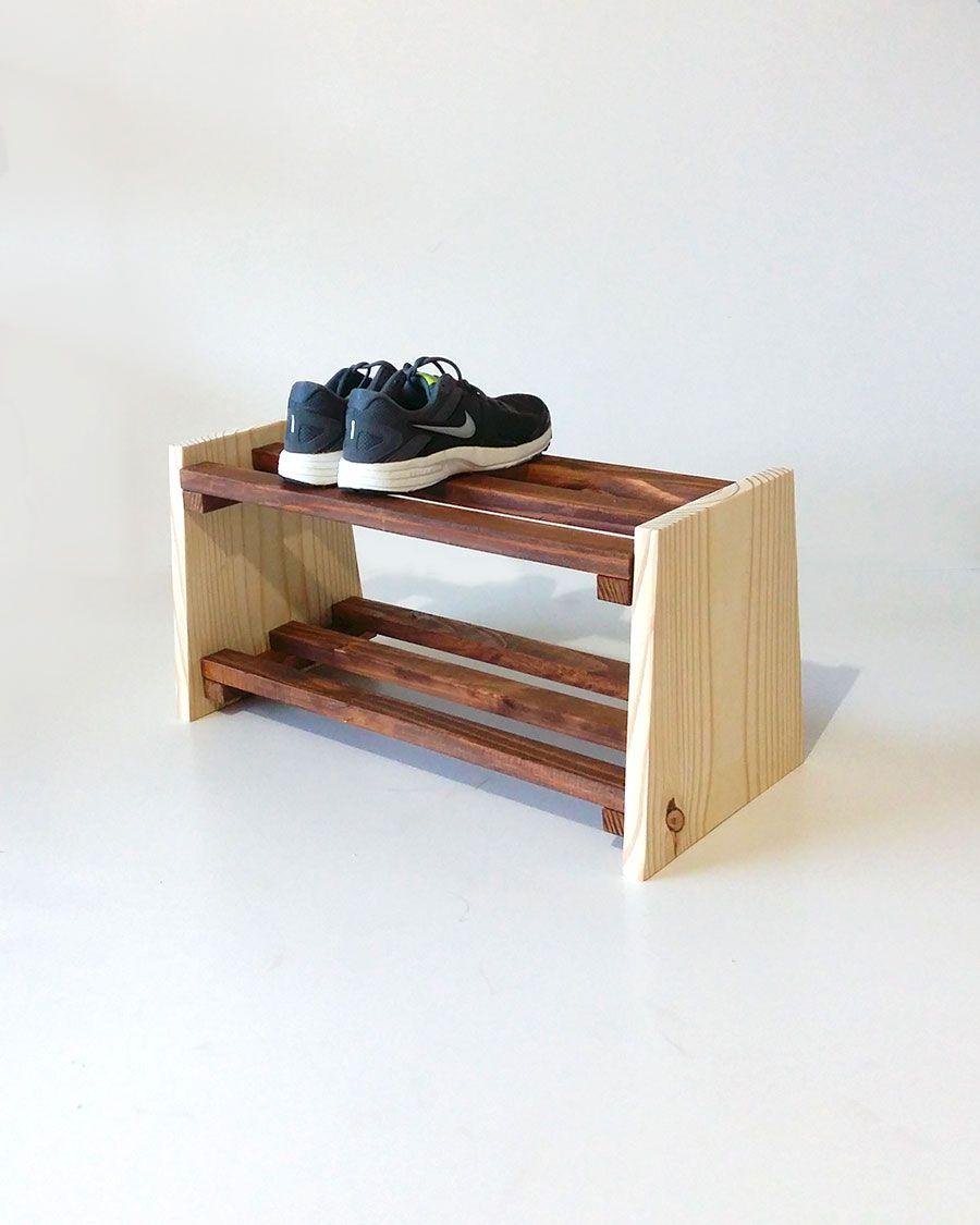 Modulo simples para sapateira de pallets