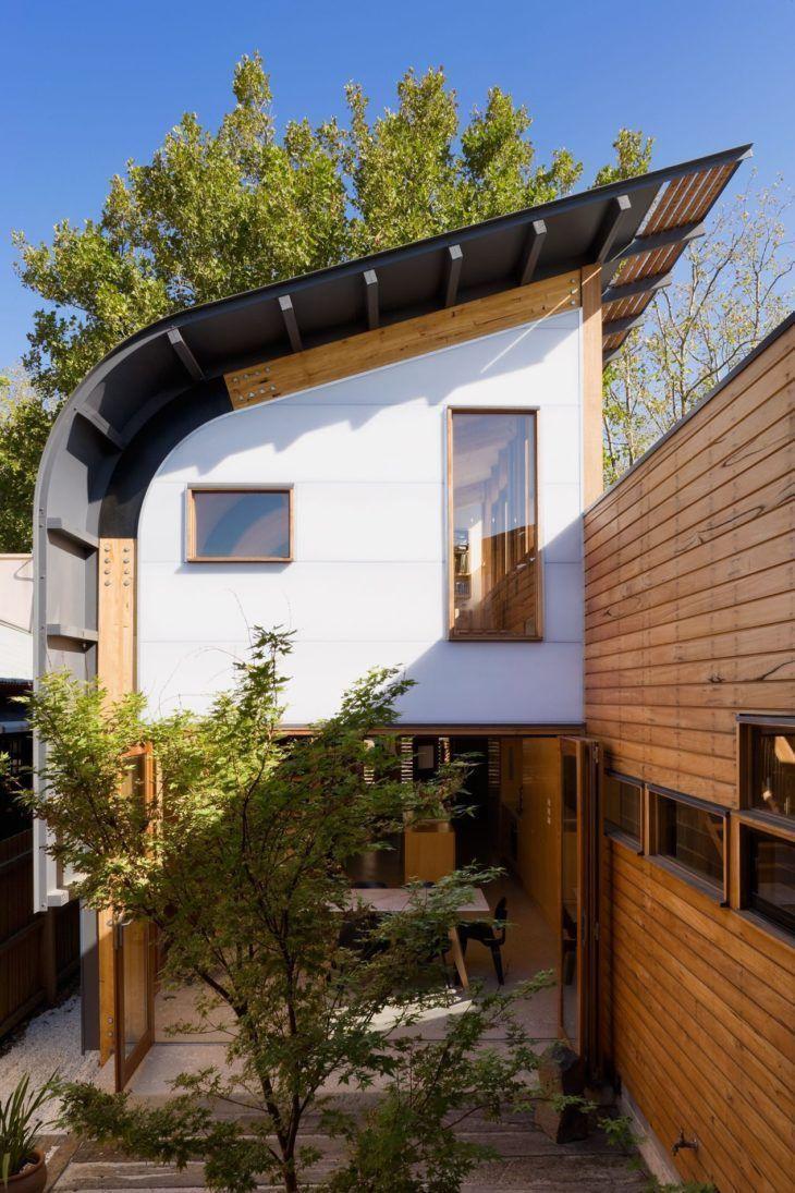 Integre espaços com portas deslizantes