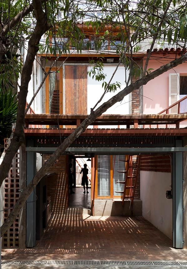 Trabalhe bem a fachada para ter um resultado incrível em um projeto de sobrado